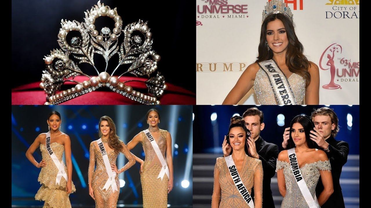 Miss Universe 2019 Top 3 Youtube