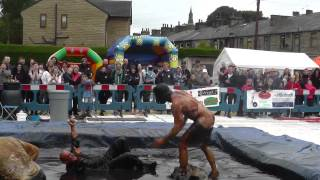 World Gravy Wrestling Championships 2014