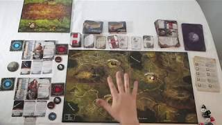 Folklore: The Affliction Unboxing and Demo