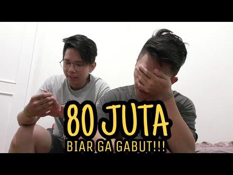 80 JUTA BIAR GA GABUT - #NGOCEH 01