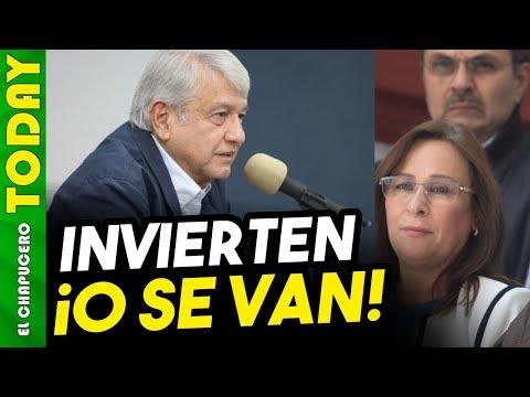 López Obrador impone condiciones a petroleras: o trabajan o se acabó