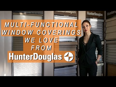 Hunter Douglas Blinds And Shades Options 2019
