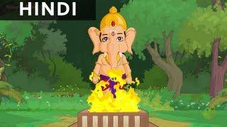 Hintçe İn | महाभारत (Mahabharatam) | Ganesha Çocuklar İçin / Karikatür Hikayeleri Animasyon