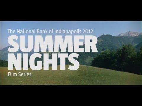 2012 Summer Nights Film Series