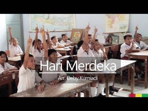 Hari Merdeka - Reggae (Instrumental) by Deby Kurniadi