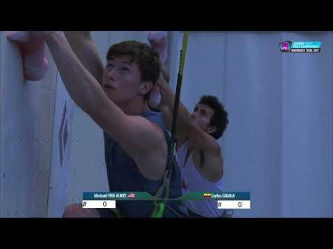 Michael Finn-Henry 2017 World Championship