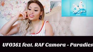 "Ufo361 feat. RAF Camora - ""Paradies"" live Reaktion | Jennyfromtheblog"