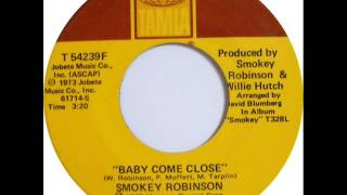 Baby Come Close - By Smokey Robinson - Sung By The Oldie Singer21