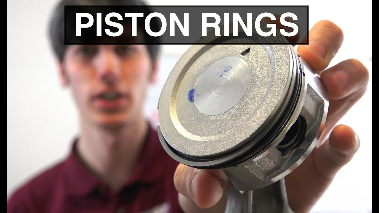 Piston Rings Blowby Explained Youtube Buick 350 V8 Engine Diagram