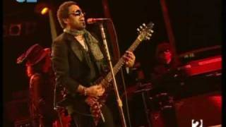 Lenny Kravitz - Dig In - Rock In Rio Madrid 2008 - HQ Alta Calidad