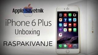 iPhone 6 plus raspakivanje (unboxing)