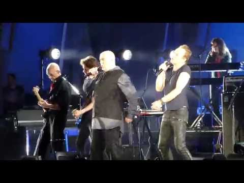 Sledgehammer by Sting & Peter Gabriel (Live @ Hollywood Bowl 7/18)