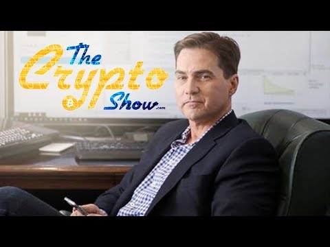 The Crypto Show - Craig Wright