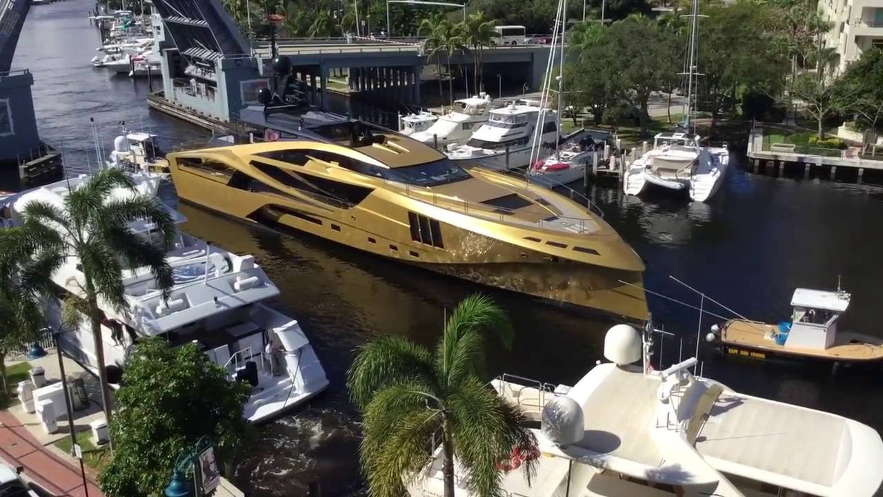 Palmer Johnson 48M Super Sport Superyacht YouTube