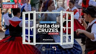 Festa das Cruzes 2020 em sua casa_Folclore de Rua