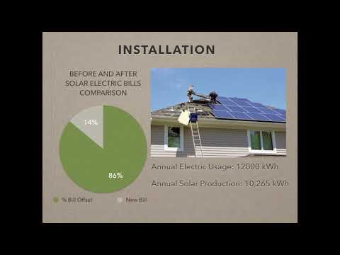 Solar Energy in the Residential Sector