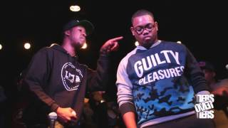 TIERS OVER TEARS Presents Krazy George vs Shonuff Da Shogun (Hosted by Tay Roc)