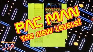 Pac Man - The New Levels NES Rom Hack!