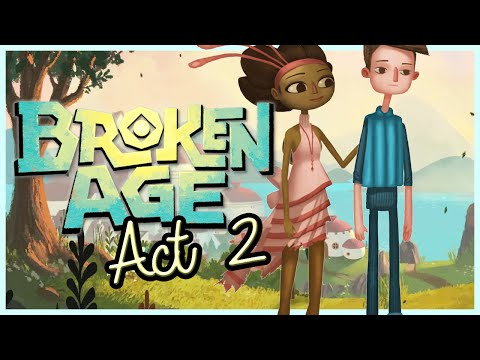 Let's Play | Broken Age Act 2 | Part 10!