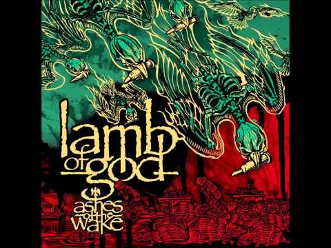 Lamb of God - The Faded Line (Lyrics) [HQ]