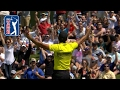 Jason Day's incredible 60-foot birdie putt at AT&T Byron Nelson の動画、YouTube…