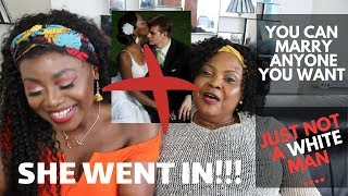 My African Mum Talks Marriage, Interracial Dating & Everything Else