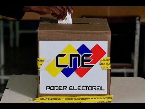 Elecciones en Venezuela: baja participación durante los comicios | Noticias Caracol