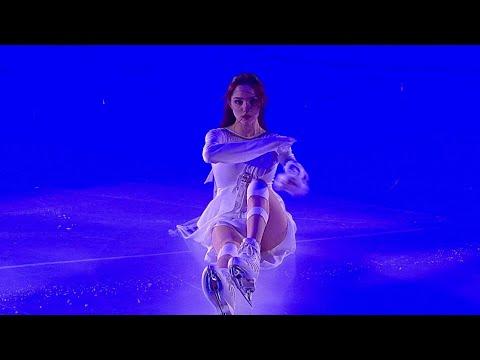 Евгения Медведева. Показательные выступления. Rostelecom Cup. Гран-при по фигурному катанию 2019/20