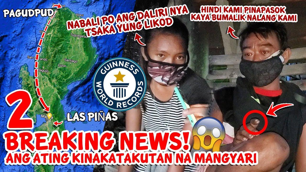 Download YAN NA NGA BA ANG SINASABI KO EH! | Mag Amang 139 Days ng Naglalakad PART 2