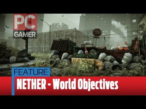 Nether - World Objectives