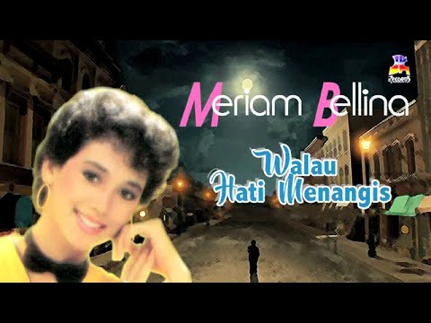 Meriam Bellina - Walau Hati Menangis (Official Lyric Video)
