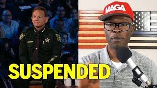 Ron DeSantis Suspends Broward County Sheriff Scott Israel For Incompetence… FINALLY!