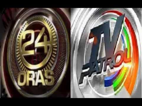 TV Patrol and 24 oras Music Remix