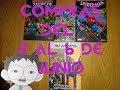 Compras del 2 al 6 de junio. COMICS!!