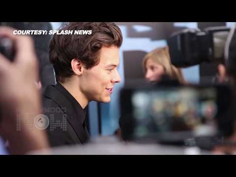 Thumbnail: Harry Styles Rocks Black Suit At 'DUNKIRK' New York Premiere