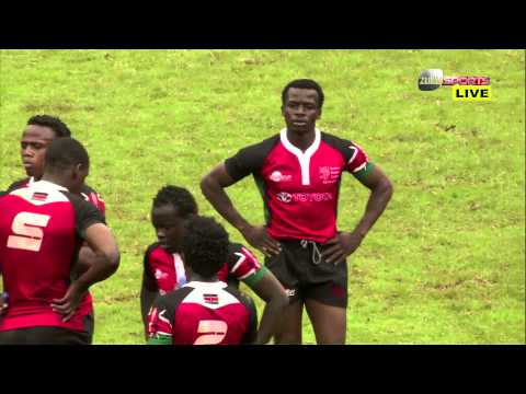 Impala Vs Kenya 7's Academy