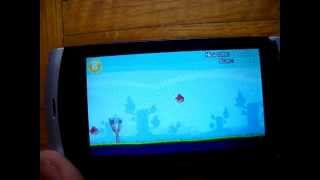 Angry birds 150 niveles symbian s60 vivaz satio descarga
