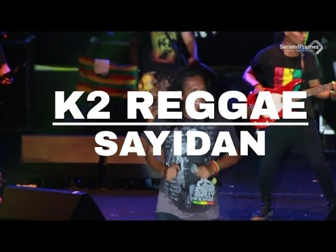 K2 Reggae - Sayidan (Shaggy Dog)