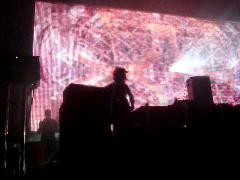Moby - Sandy Vee - Bleep Live @ Ultra Music Festival 2009 Part 6