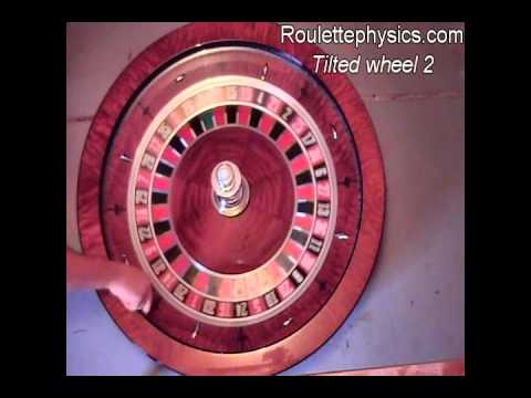 Real Roulette Wheel Video Spins - Tilted 2