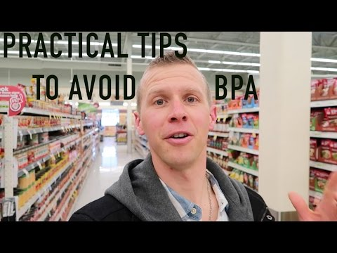 PRACTICAL TIPS TO AVOID BPA AND OTHER ESTROGEN MIMICKERS IN PLASTIC!