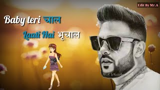 Punjabi Song WhatsApp Status /Badshah / New Rap WhatsApp Status Mr.A