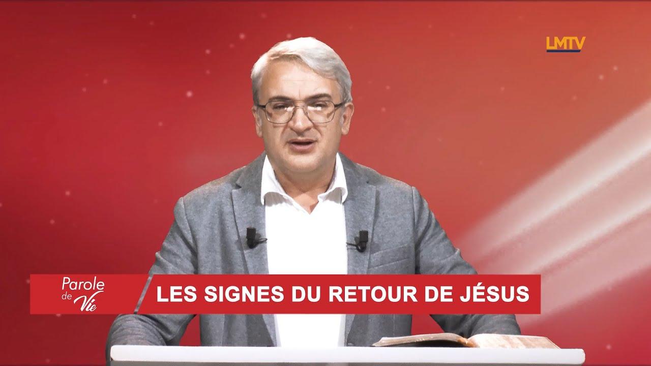 Download PAROLE DE VIE - Les signes du retour de Jésus (Pst. Franck Lefillatre)