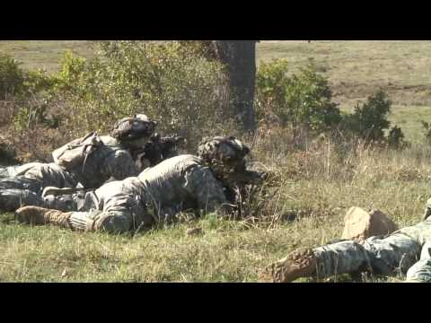 Prime Minister Observes Bulgarian and U S Combined Training (HD)