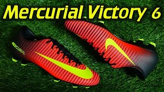 Nike Mercurial Victory 6 (Spark Brilliance Pack) - Review + On Feet