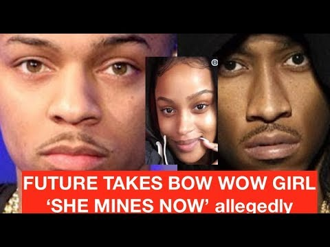 Bow Wow BEGS for Kiyomi Back After She Leaves Him FOR FUTURE The SAVAGE allegedly