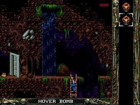 BlackThorne - Gameplay