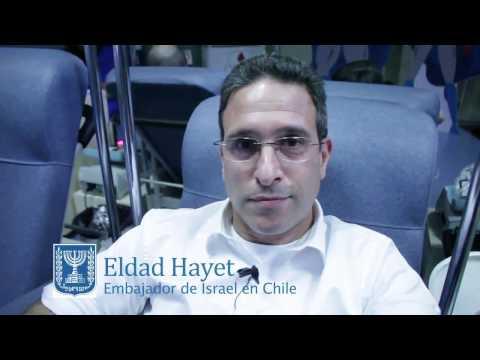 Donación De Sangre Embajada De Israel En Chile - Maniqui Challenge