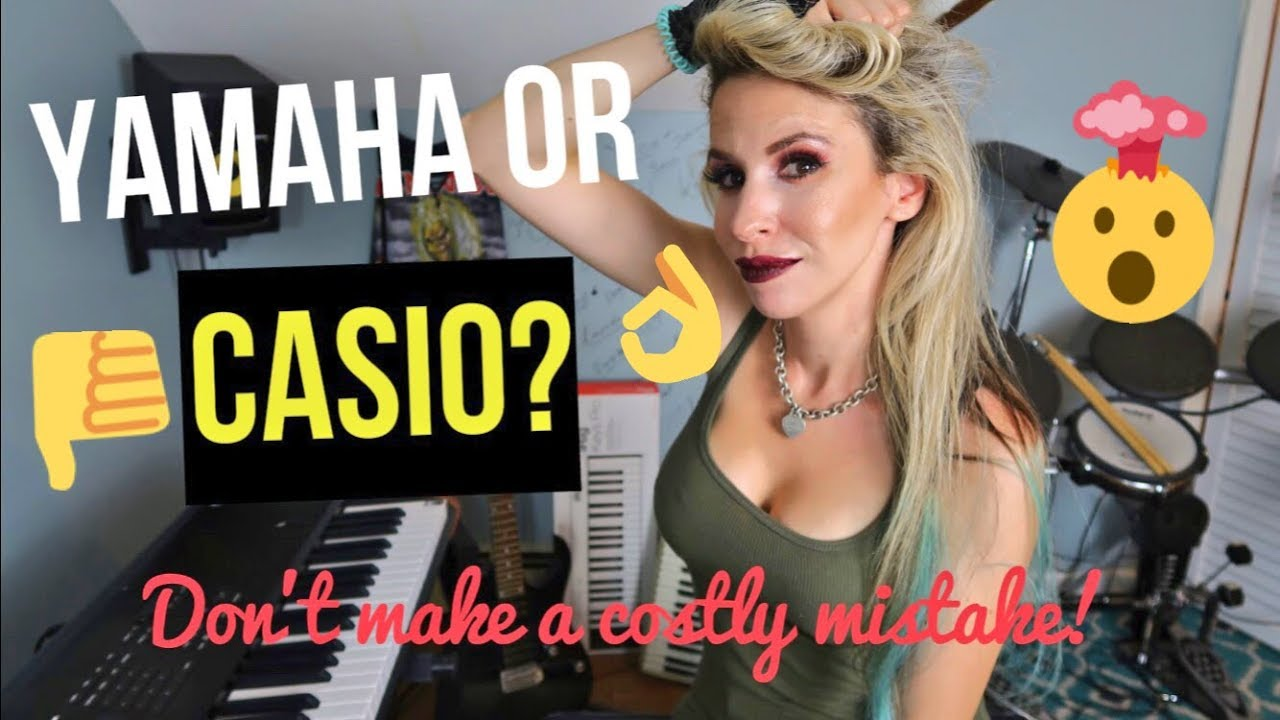 yamaha vs casio which digital piano is better yamaha ydp 181 or casio privia opinion youtube. Black Bedroom Furniture Sets. Home Design Ideas