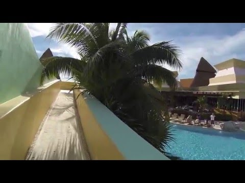 Iberostar Paraiso Del Mar Beach Lindo Maya and grant grand  riviera maya apple vacation mexico